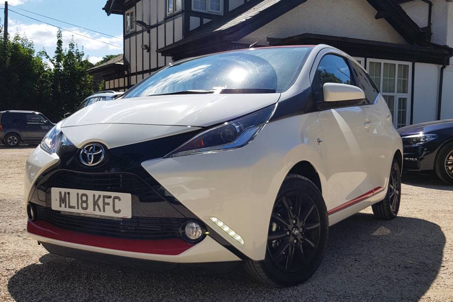 Toyota Aygo Car Hire Deals